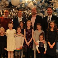 What a fun night these Dads had at the Father Daughter dance!
