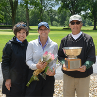 Lisa Higgins wins Indy Championship